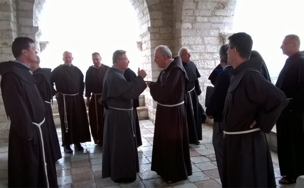 An Experience of Franciscan,
