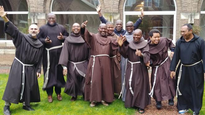 Curso inerfranciscano para misioneros